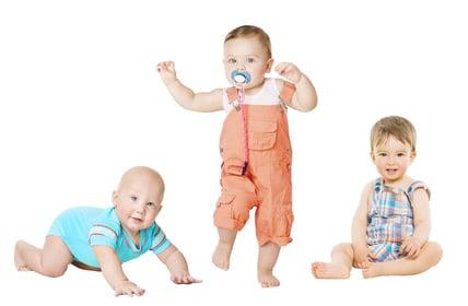 7 דברים שחשוב לדעת על הליכה של תינוקות