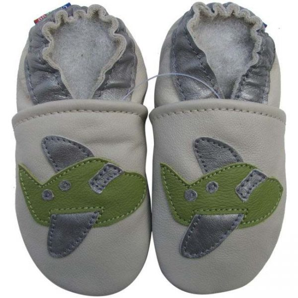 נעלי טרום הליכה אוירון - שמנת