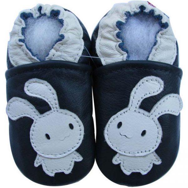 נעלי טרום הליכה ארנב כחול כהה