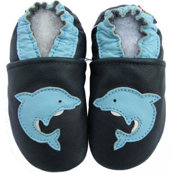 נעלי טרום הליכה דולפין - כחול