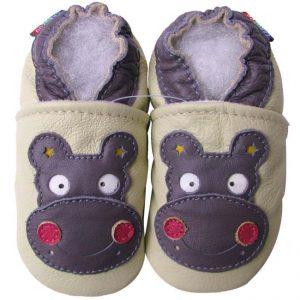נעלי טרום הליכה היפו שמנת