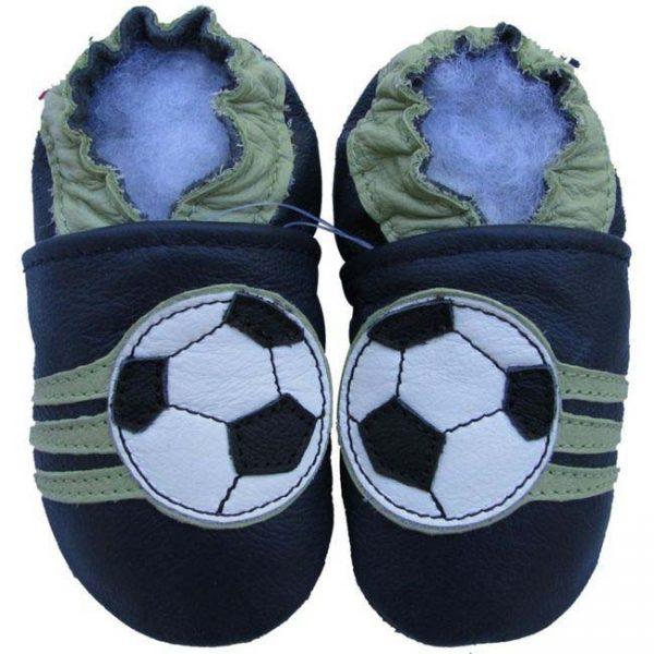 נעלי טרום הליכה כדורגל כחול