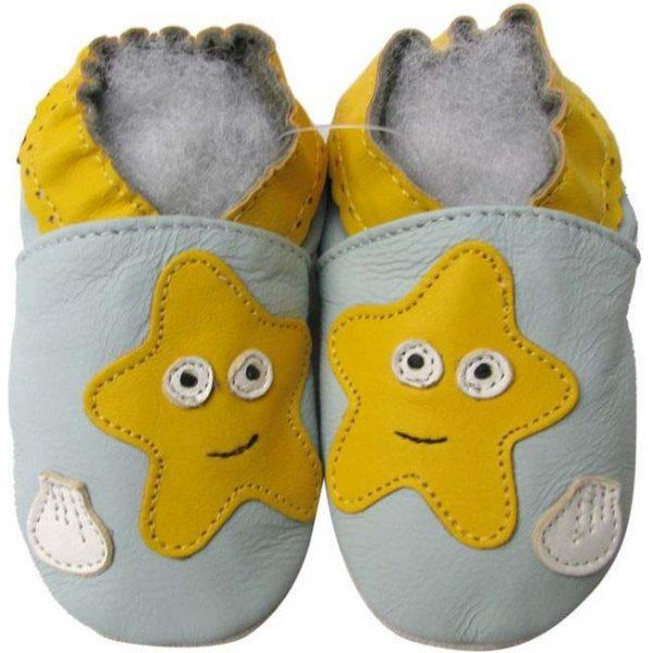 נעלי טרום הליכה כוכב תכלת