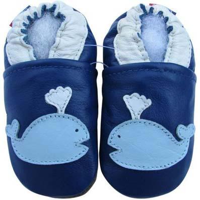 נעלי טרום הליכה לוויתן כחול