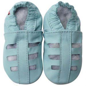 נעלי טרום הליכה סנדל תכלת