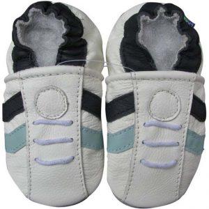 נעלי טרום הליכה סניקרס לבן