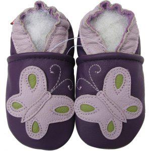 נעלי טרום הליכה פרפר סגול