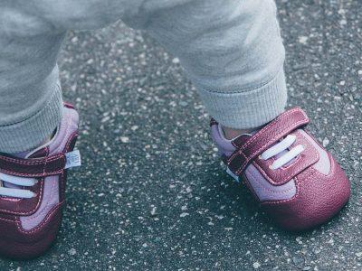 נעלי צעד ראשון Jack & Lily